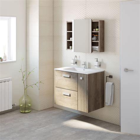 Mueble de lavabo ALICIA Ref. 18372095 - Leroy Merlin