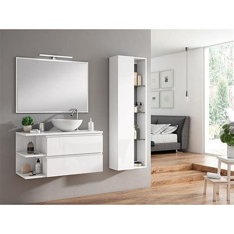 Mueble de lavabo Dante  45 x 80 x 52 cm, Blanco  | BAUHAUS