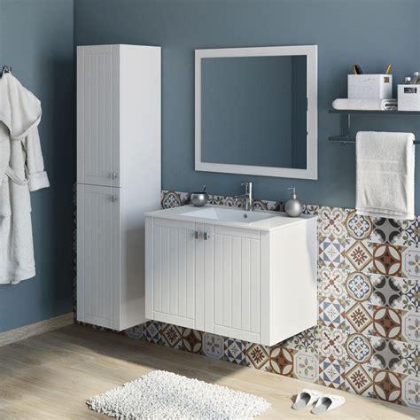 Mueble de lavabo NATURE Ref. 17710126   Leroy Merlin