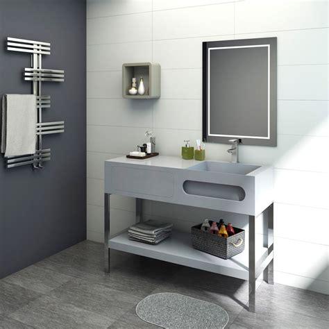 Mueble de lavabo STONEMOBEL Ref. 17928316   Leroy Merlin