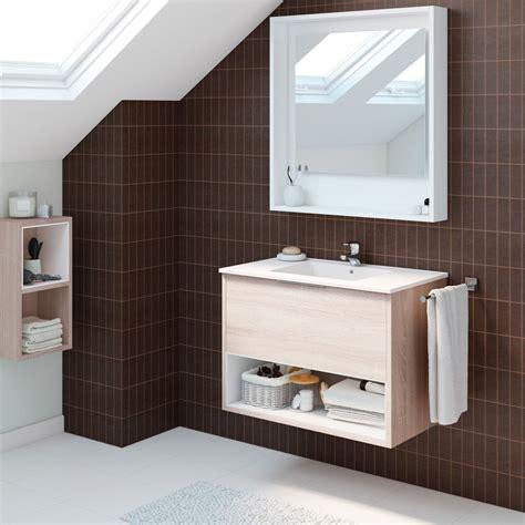 Mueble de lavabo TERRA Ref. 18374412   Leroy Merlin