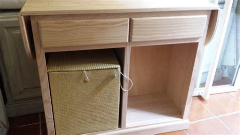 Mueble de plancha, en madera de pino | Muebles Artesa