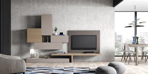 Mueble de salón en estilo muy moderno