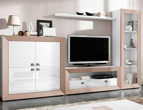 Mueble de salón modular moderno lacado  2452    Factory ...