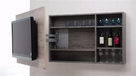 Mueble Modular Colgante Para Tv 55 Vinera Biblioteca   Bs ...