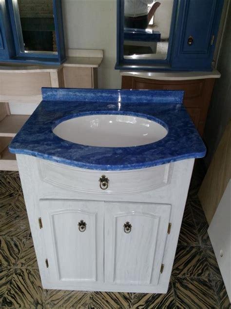 Mueble Para Baño En Marmol Sintetico Con Mesada Y Bacha ...