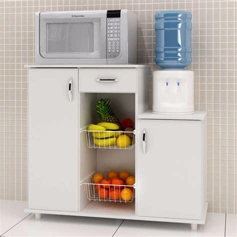 Mueble Para Cocina Multiuso Con Frutero Puertas Y Cajones ...