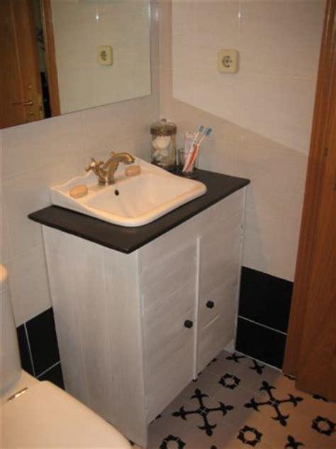 Mueble para lavabo a medida | Bricolaje