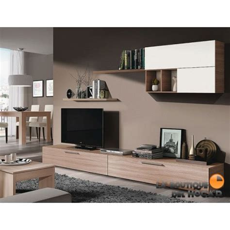 Mueble para salón comedor moderno Modelo Ambar - La ...