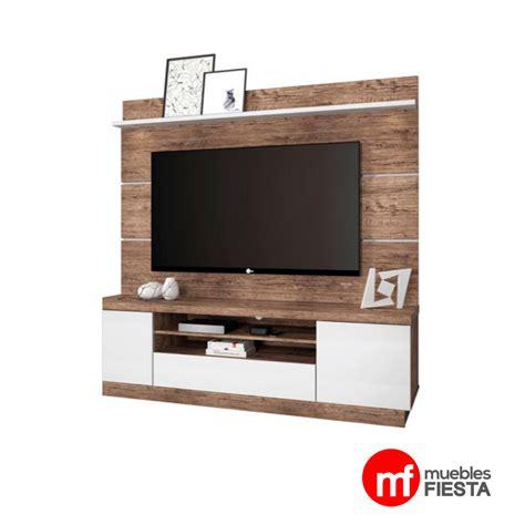 Mueble para Tv con Luz LED hasta 65