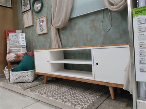 Mueble para TV de estilo nórdico - Leroy Merlin
