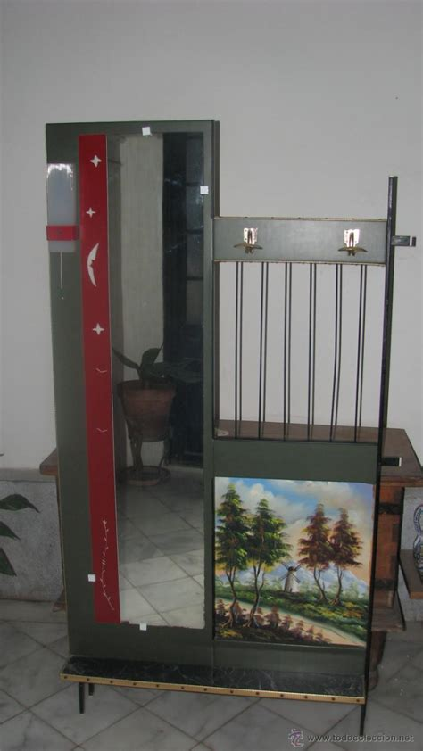 mueble recibidor años 60 - Comprar Muebles vintage en ...