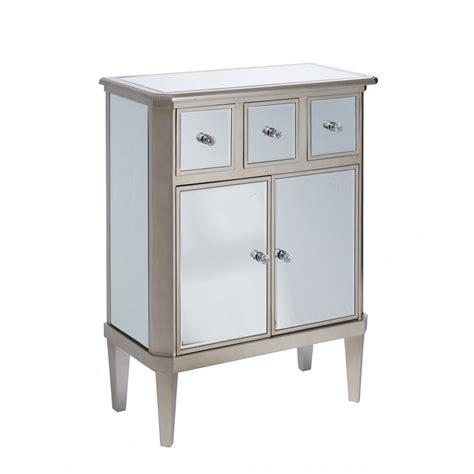 Mueble Recibidor Plata Madera-Espejo |Portes Gratis|-Te ...