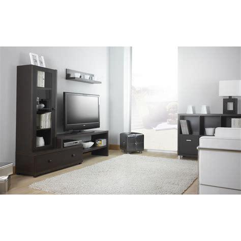 Mueble salón xira vitrina+2 cajones   Muebles baratos online