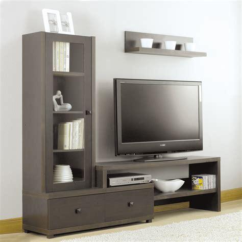 Mueble salón xira vitrina+2 cajones | Muebles baratos online