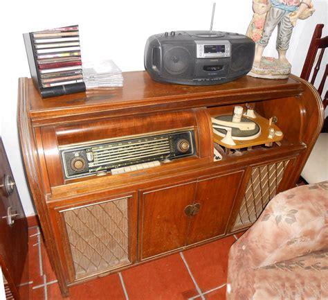 Mueble Tocadiscos de Antigüedades Canarias | Antigüedades ...