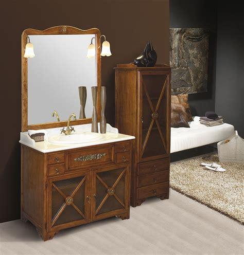 Mueble/tocador para baño estilo rústico fabricado con ...