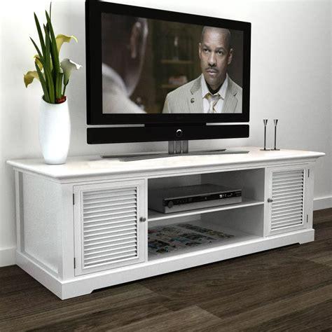 Mueble TV de madera, Blanco tienda online| vidaXL.es