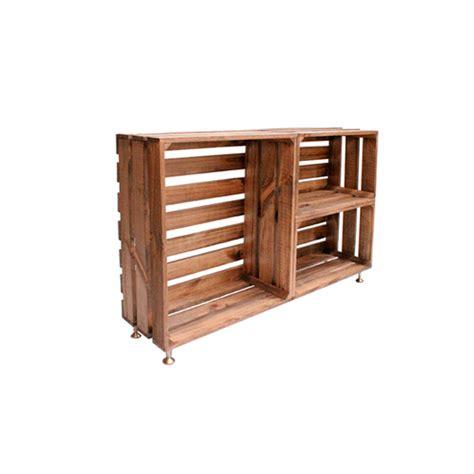 Mueble TV de palets para salón y terraza | DECOPALE.COM