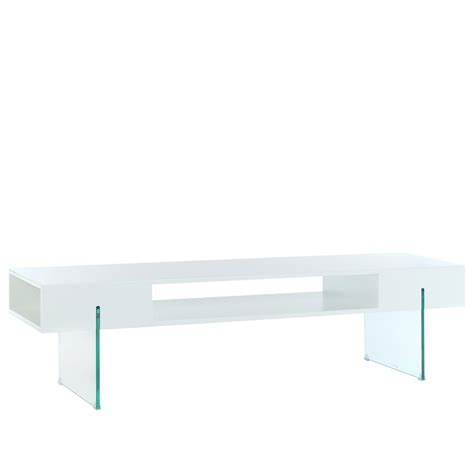 Mueble TV Moderno Blanco Lacado |- Te Imaginas...