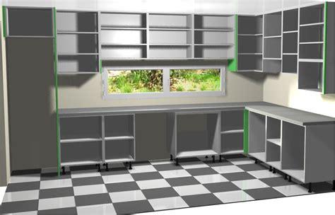 Muebles altos cocina, hd 1080p, 4k foto