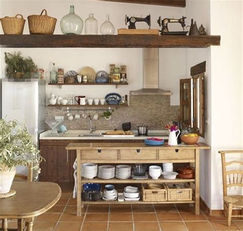 Muebles Cocina Rusticos Baratos : Fotos De Cocinas ...