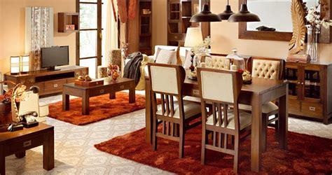 Muebles coloniales de maderas nobles – Revista Muebles ...