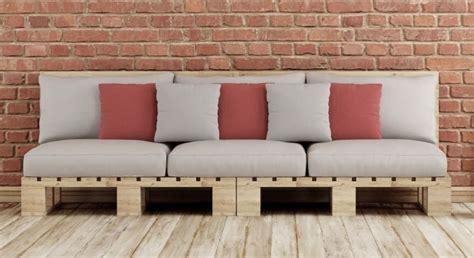 Muebles con palets de madera - GTI Arquitectos