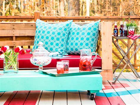 Muebles con Palets de Madera tendencias 2018 - Decorar Hogar