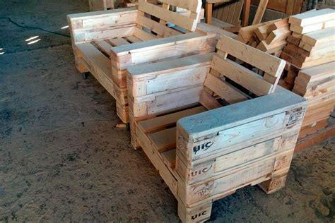 Muebles con Palets en Sevilla - Empresa de Muebles Reciclados