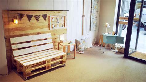 Muebles con Palets y Madera Natural para Tiendas: 5 ideas ...
