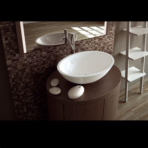 Muebles De Bano Con Lavabo Sobre Encimera - Diseños ...
