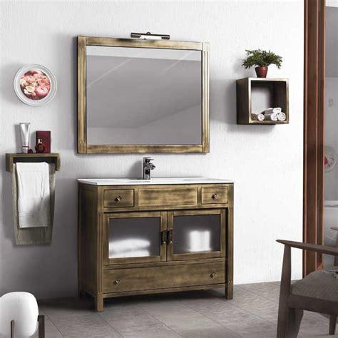 Muebles de Baño Rústicos   Venta Online   MUDEBA.