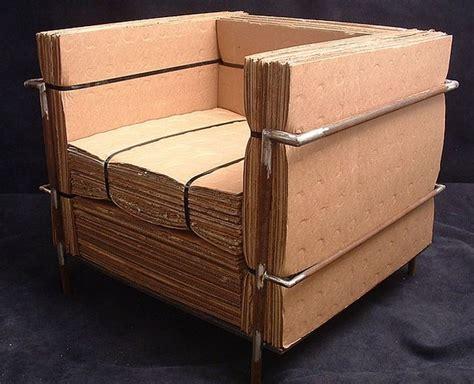 Muebles de Cartón, Decoracion de interiores con carton ...