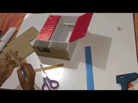 Muebles de Cartón para casas de Muñecas, tutorial Armario ...