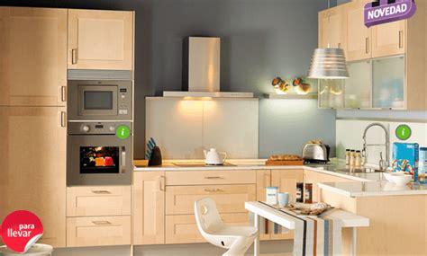 Muebles de cocina baratos - EspacioHogar.com