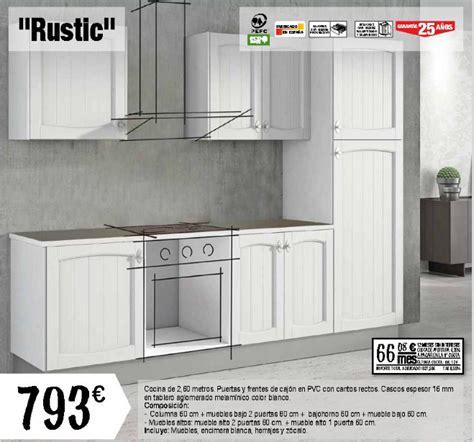 Muebles de cocina Brico Depôt: catálogos 2017 | iMuebles