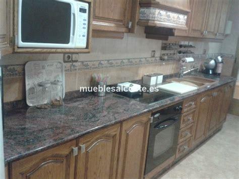 Muebles de cocina cod:14351 segunda mano, Mueblesalcoste.es