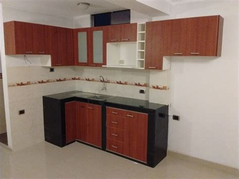Muebles De Cocina En Melamina   S/ 950,00 en Mercado Libre