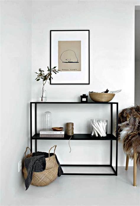 Muebles de entrada y muebles de recibidores modernos ...