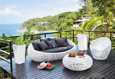 Muebles de exterior para primavera y verano del 2017 ...
