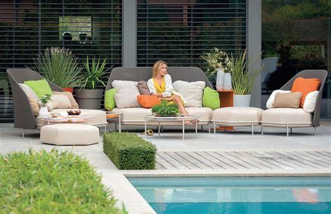 Muebles de jardín, consejos para elegir el material más ...