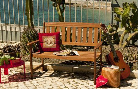 Muebles de jardín de Conforama.