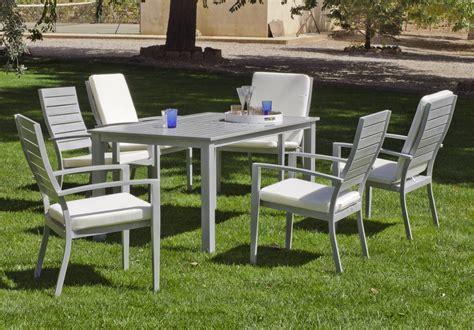Muebles De Jardin En Aluminio | Espooo.com