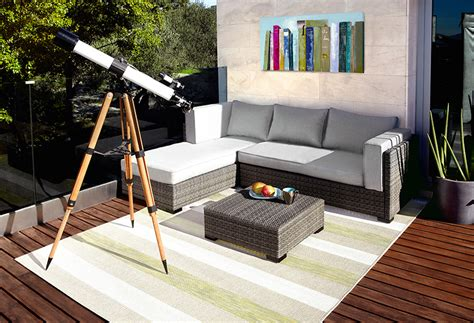 Muebles de jardín Leroy Merlin 2014