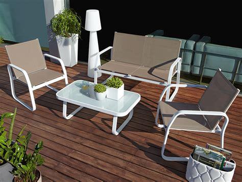 Muebles de jardin Leroy Merlin 20141