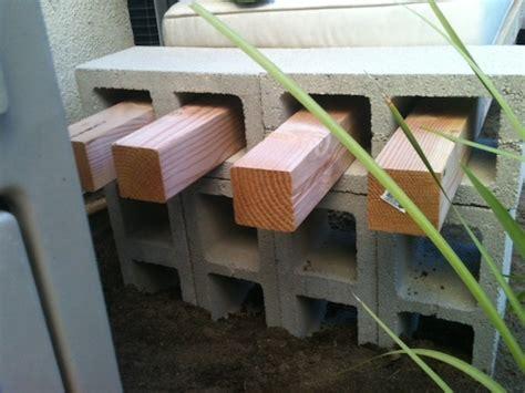 Muebles de jardín que puedes hacer tu mismo