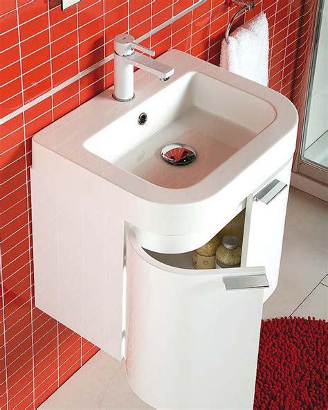 Muebles de lavabo e ideas para tener todo a mano   Mi Casa