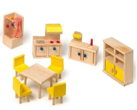 muebles de madera para muñecas | casas de muñecas ...