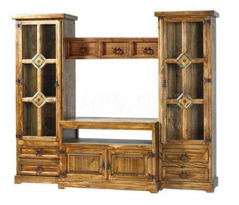 Muebles de madera vieja